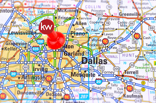 Keller-Williams-Texas-Locations